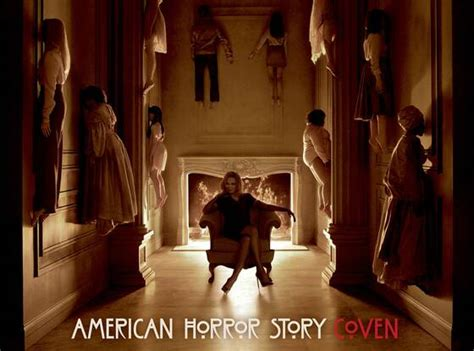 American Horror Story: Coven Trailer: First Look at School