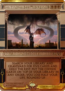 Doomsday (Masterpiece Series: Amonkhet Invocations