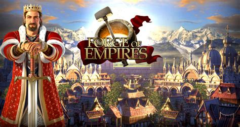 Forge of Empires - rejestracja
