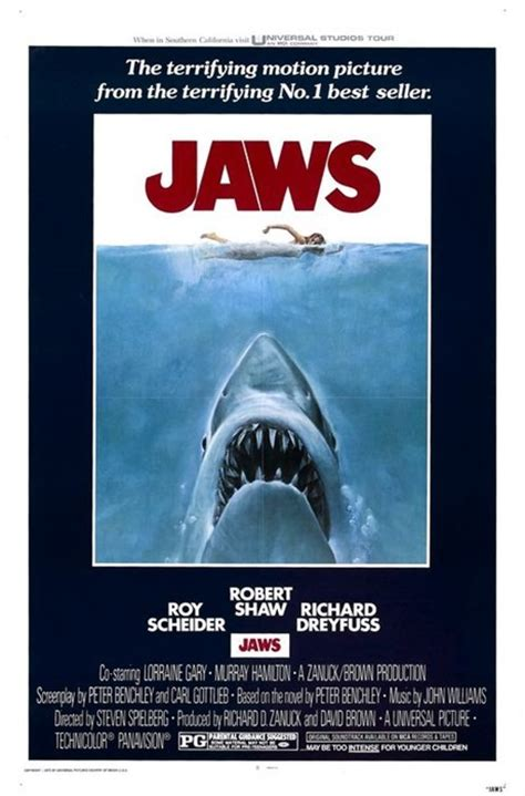 Top 30 Summer Blockbuster Movie Posters of All Time