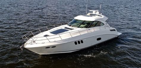 Sea Ray 540 Sundancer 2012 for sale for $749,000 - Boats
