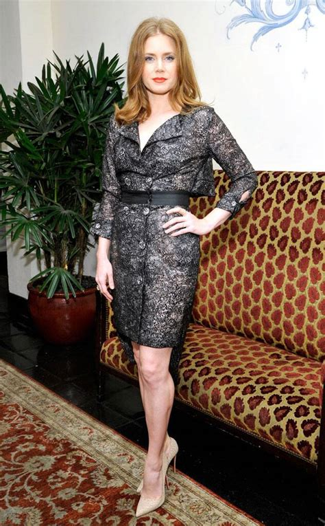 5 Times Amy Adams Thought She Was Her American Hustle