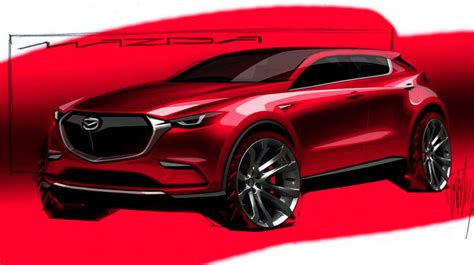 Details published on the new Mazda CX-50