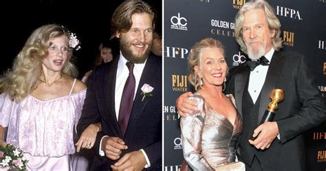 Jeff Bridges Shares Love Story of 41-Year Marriage to