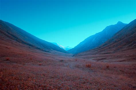 BLUE VALLEY on Behance
