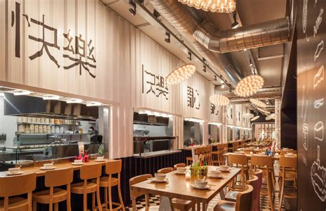 concrete brings the atmosphere of asian market stalls to