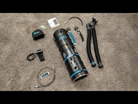 XCCR by iQsub expedition grade CCR Rebreather
